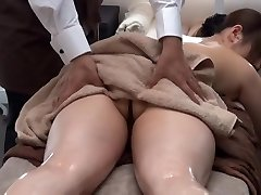 Private Lube Massage Salon for Married Woman 1.Two (Censored)