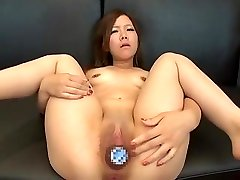 Two Hot Chinese Gigantic Bottle Insertions