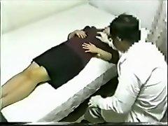 Medical spycam cam shooting Japanese college ladies