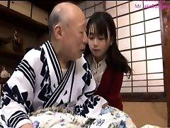 Asian wifey Nozomi n Father-in-Law 1 (by MrBonham)