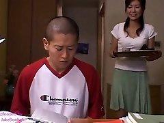 Japanese mother Risa Sakamoto and Step Stepson 2 (MrBonham)