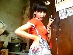 I'm taking my super hot clothes off in my webcams amateur movie