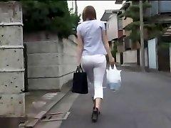 Exposure Micro-skirt OL Suit Pants