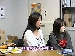 Aki plumbed stiff by the japanese director in voyeur movie