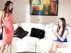 Jelena Jensen in Lesbian Asslicking #08, Gig #02 - SweetHeartVideo