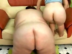 Fortunate Guy Plows the SSBBW and The MIDG3T