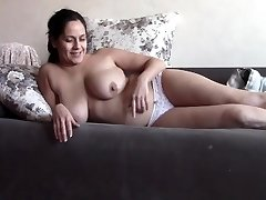 Mommy Taboo � thong snuffling