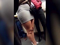 upskirt fucking whore