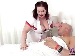 enfermeira eliza revitaliza o galo