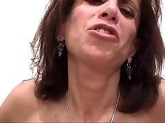 Big Titty Ugly MILF Sucks Knob & Gets Titty Fucked
