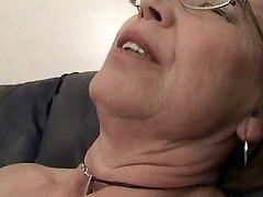 A avó gosta de esperma