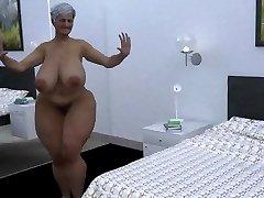 big mama dança cgi