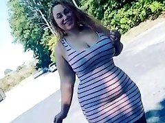 Ultra-cute big bum