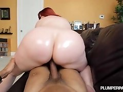 Big Arse Redhead PAWG MILF Marcy Diamond Shoots POINT OF VIEW