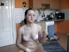 Chesty lush chick masturbates - Julia Reaves