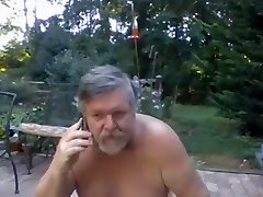 Magnificent Naked Motorbike Dad