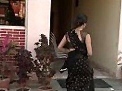 Indian Bhabhi Exposing Big Melons - HotShortFilms.com