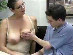 Masturbated by a educator COUGAR
