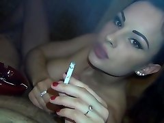 Hotel Slut Can't Live Without To Smoke And Fuck