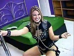 Catia Carvalho e Nina Dias - Lesbo Brazil