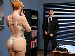 Lauren Phillips & Johnny Sins in The Fresh Lady: Part 1 - Brazzers