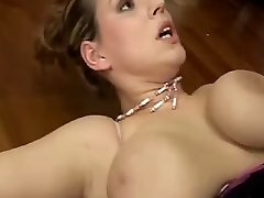 Big Boob Assistant In Stockings & Heels Banged
