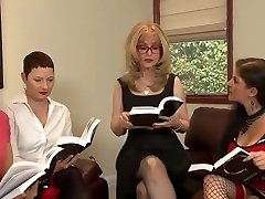 Supreme Lesbian Lovemaking By Horny Matures