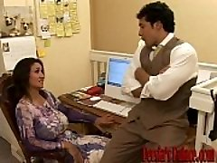 Persia Monir - Office hookup