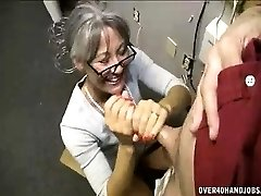 Electrician's Gigantic Cock Gets The Treat Of A Life Time