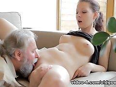 Best pornstar in Handsome Redhead, Oldie xxx scene