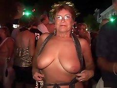Best pornstar in amazing group sex, striptease gonzo flick