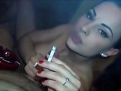 cigarette fetish fellatio and shag