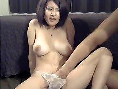 Fabulous Homemade video with Masturbation, Big Milk Cans scenes