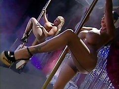 Summer Cummings & Lovette Stocking Lezzies