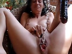 Small Tits, Big Toy
