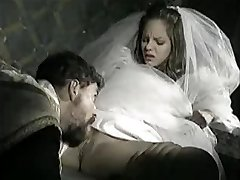 Bride nailed by priest