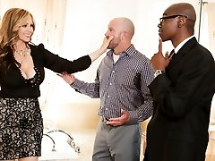 Julia Ann, Sean Michaels, Will Powers in Mommy's Cuckold #15,  Sequence #01