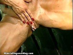 Denise Masino 40 - Gal Bodybuilder