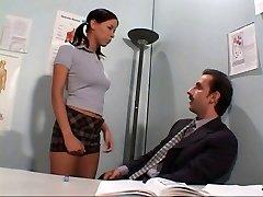 Teacher sodomising student's backdoor