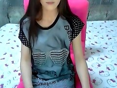 Insane amateur movie with skinny, small tits, college, strip, solo, webcam scenes