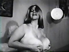 Erotic Nudes 570 50's and 60's - Scene Trio
