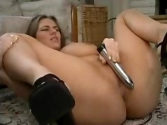 webporn old school - brown-haired solo vibe Pt.2