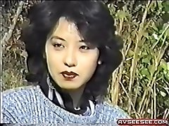 Steaming Asian vintage fucking