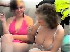 Gorgeous chubby babes - german vintage