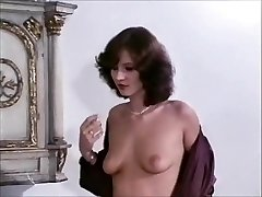 He watches 2 young studs fuck his wife