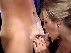 Finest pornographic star in incredible cunnilingus, vintage xxx scene