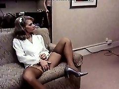 Lee Caroll, Sharon Kane in hairy labia eaten and