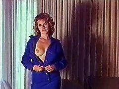 LET THE LOVE COME THROUGH - vintage striptease music movie scene