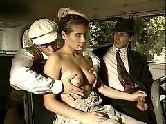 Antique Threesome With Draghixa