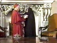 Retro Blowage Internal Cumshot with Nun